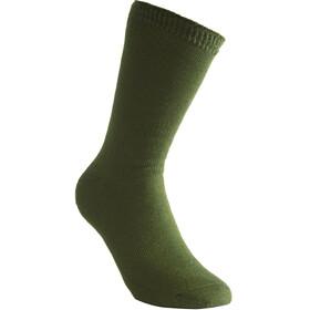Woolpower Unisex 400 Socks pine green